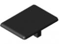 Zaślepka do kątownika 12 60x60, kolor czarny