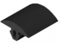 Profil maskujący do uchwytu 5 20x4, kolor czarny
