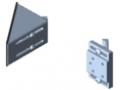 Zestaw mocujący 6-8 do wyłącznika bezpieczeństwa /-blokady bezpieczeństwa kompakt