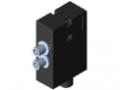 Blokada bezpieczeństwa kompakt 2NC, 230 V AC,
