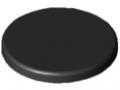 Zaślepka 6 D30 ESD, kolor czarny, zbliż. do RAL 9005