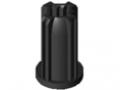 Tuleja transp.-stopowa D30 M10 ESD, kolor czarny