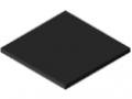 Polietylen UHMW 8mm, ESD, kolor czarny, zbliż. do RAL 9005