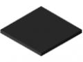 Polietylen UHMW 10mm, regenerat, kolor czarny, zbliż. do RAL 9004