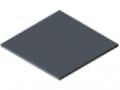 Płyta komorowa Con-Pearl<sup>®</sup> 4,8 mm, ESD, kolor czarny