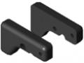 System zgarniająco-smarujący 8 D6, kolor czarny