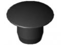 Zaślepka 6 D5,5, kolor czarny