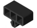 Profil ochronny 8 40x16, kolor czarny