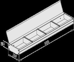 System składowania 8 120x60