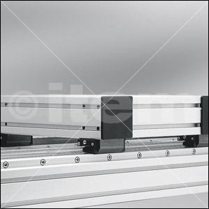 Wózek prowadnicy z łożyskami kulkowymi linowymi PS 4-25